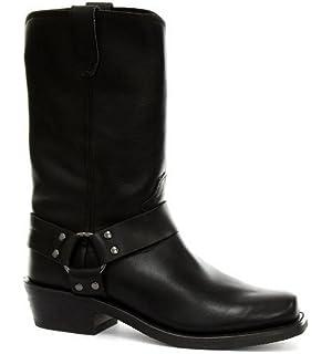 qualità eccellente stile moderno metà prezzo Grinders Renegade Hi Unisex Stivali di Pelle Marrone da ...