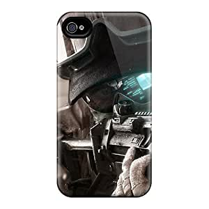 Snap-on Cases Designed For Iphone 6- Future Soldier Ghost Recon