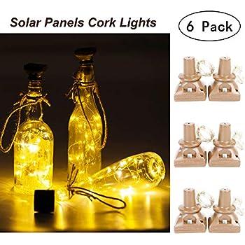 Amazon.com: Guirnalda de luces LED, 10 pies 20 luces de ...