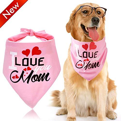 Dog Fashion Bandana - Legendog Pet Bandana Washable Cotton Dog Triangle Bandana Dog Bandana Fashion Creative Lovely Letter Print Dog Bibs Scarf Dog Bib Pet Bib
