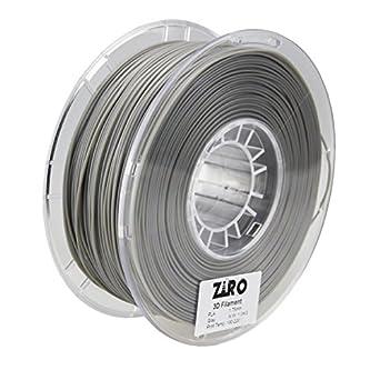 Filamento PLA para impresora 3D ZIRO, 1,75, 1 kg, precisión ...