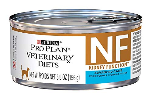 Purina Pro Plan Veterinary Diets 17903 Ppvd Nf Advn Care Feline Cat Food, 5.5 oz