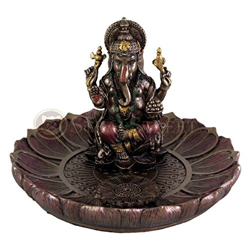 Ganesha Incense Holder Burner Ganesh