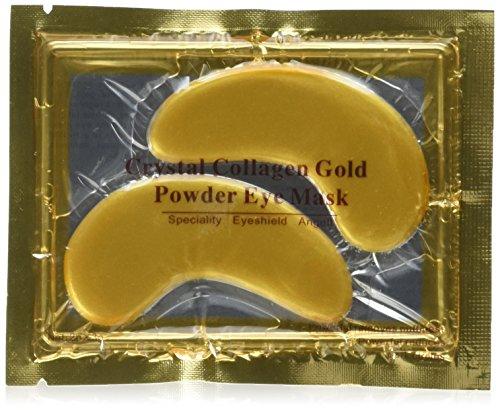 Crystal Collagen Gold Powder Eye Mask - 7