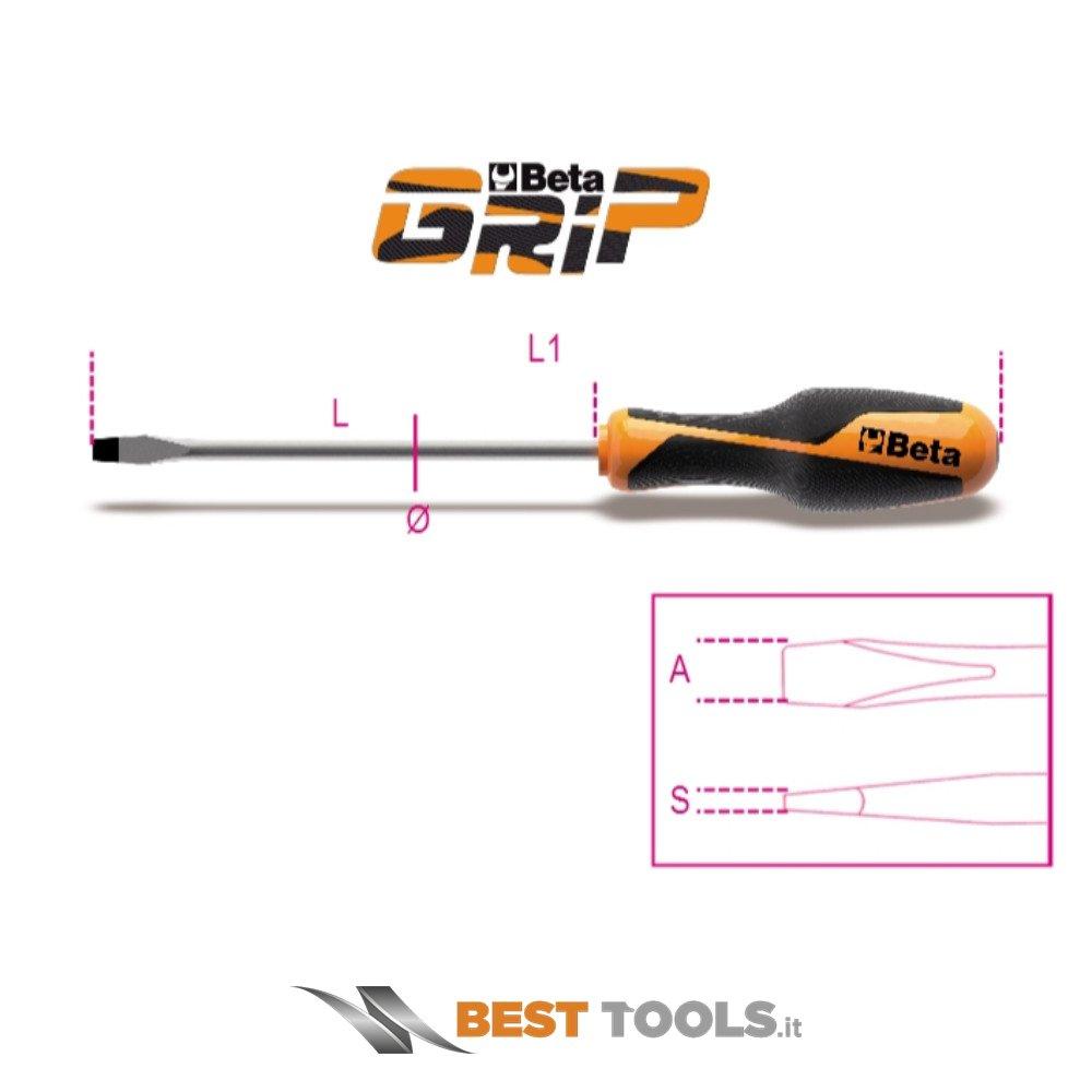 Beta 1260 5,5X100 Grip Cacciavite- 5.5x100