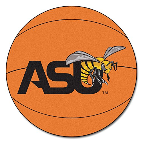 - FANMATS NCAA Alabama State University Hornets Nylon Face Basketball Rug
