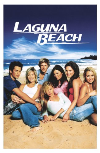 Laguna Beach TV Show Art Print — TV Show Memorabilia — 11x17 Poster, Vibrant Color, Features Tessa Keller, Raquel Donatelli, Breanna - Laguna Kristin Beach Cavallari
