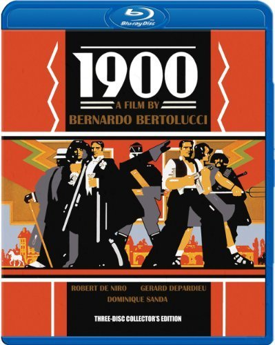 1900 (Three-Disc Collector's Edition) [Blu-ray] by Olive Films
