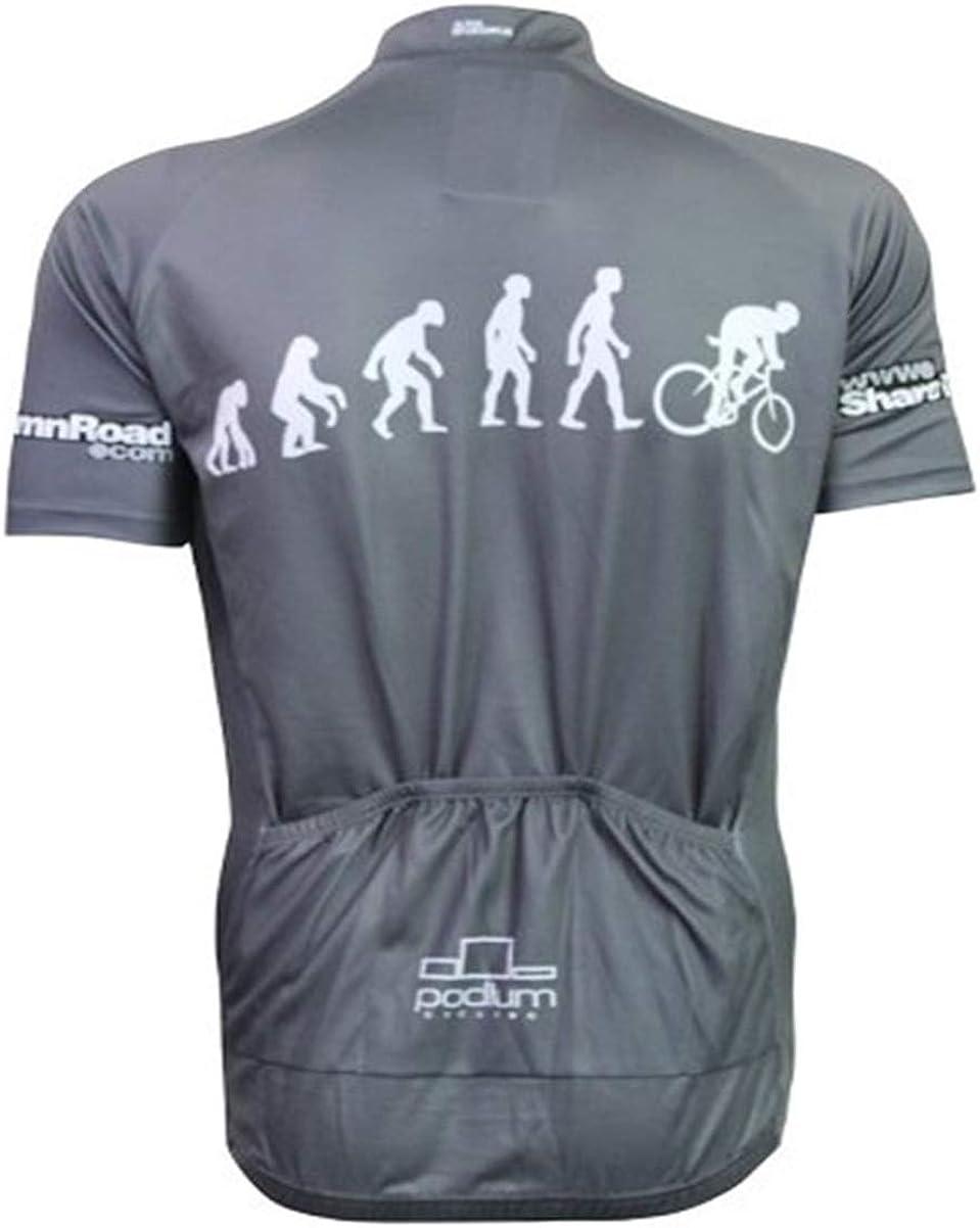 Carbonless Riding Radtrikot Evolution Herren Kurzarm MTB Jersey Full Zip Feuchtigkeitstransport Atmungsaktiv Fahrrad Tops