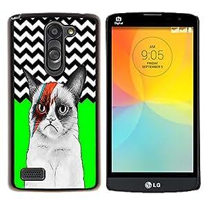 Dragon Case - FOR LG L Bello L Prime D337 - So go to sleep - Caja protectora de pl??stico duro de la cubierta Dise?¡Ào Slim Fit