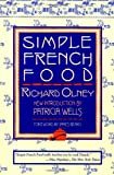Simple French Food, Richard Olney, 0020100604