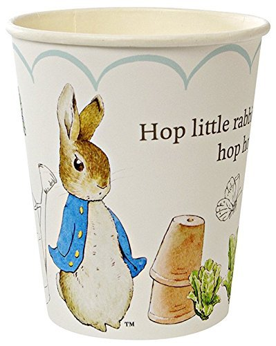 Meri Meri Peter Rabbit Scallop Cups