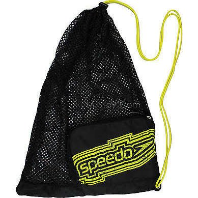 (Speedo Packable Mesh Bag)