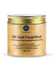 Lagunamoon 24K Gold Facial Mask 8.8 oz Gold Face Mask...