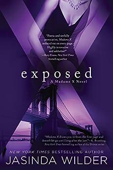 Exposed (A Madame X Novel) by [Wilder, Jasinda]