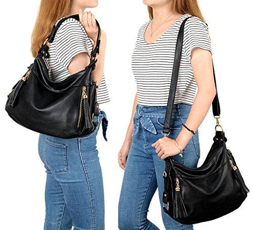 the best choose original new styles UTO Women Handbag PU Leather Purse Shoulder Bag