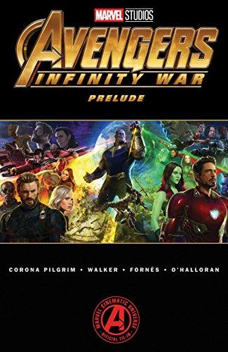 Marvel's Avengers: Infinity War Prelude (Marvel's Avengers: Infinity War Prelude (2018)) cover