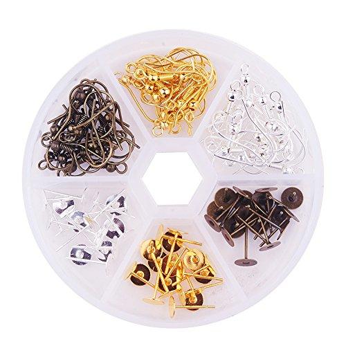 PandaHall Earring Colors Jewellry Making