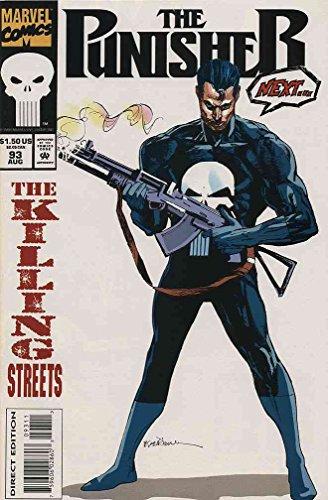 PUNISHER 25-Different, Various, Marvel Comics' Death-De