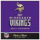 Minnesota Vikings 2017 Calendar
