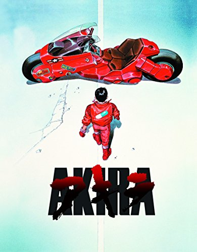 Akira: Movie - Collector's Case [Blu-ray]