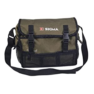 Shakespeare Sigma Pocket Bag – Green