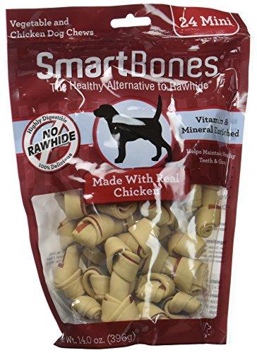 Cheap SmartBones Chicken Dog Chew, Mini, 48Pack