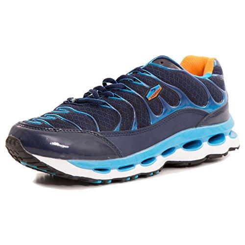 Blu Homme Sneakers Toocool Basses Navy XqxICUnwv