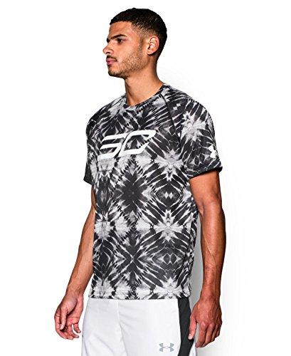 Under Armour SC30uomo Logo t-shirt X-Large nero