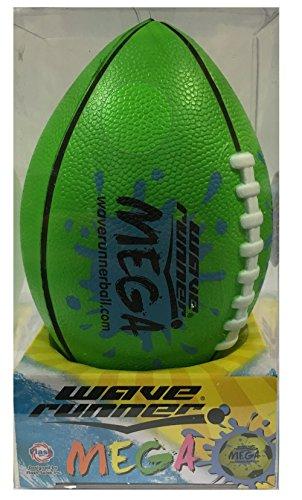 flash-sale-wave-runner-mega-football-water-bouncer-skipping-ball-green