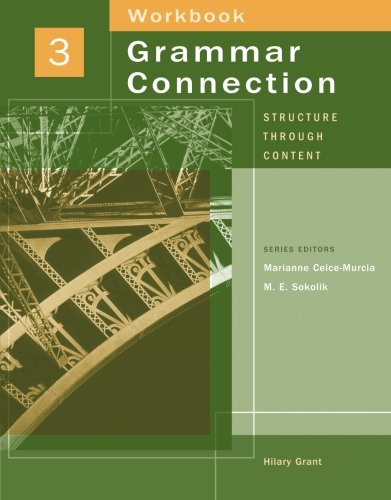 Grammar Connection: Structure Through Content: Level 3 Workbook