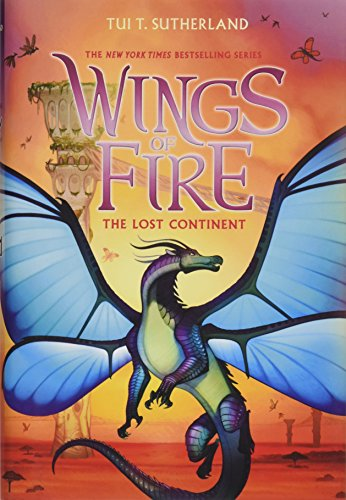 - The Lost Continent (Wings of Fire, Book 11)