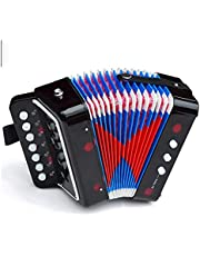 LYWER Children's Accordion Toys, Beginners, Musical Instruments, Enlightenment, Early Education, Music, Mini Piano, Birthday Gifts for Boys and Girls