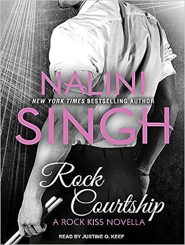 Resultado de imagen para Rock Courtship Nalini Singh