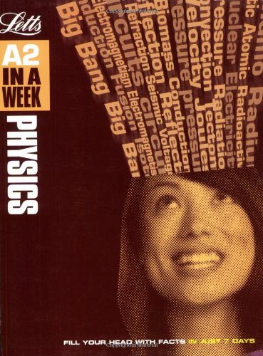 Download A2 in a Week Physics (A2 in a Week) (A2 in a Week) ebook