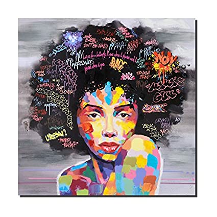 Amazon.com: Crescent Art Black Art Unframed African American Wall ...