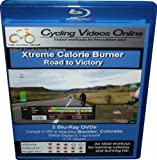 Xtreme Calorie Burner! Road to Victory. Boulder Colorado. Indoor Cycling Training / Spinning Fitness and Workout Videos. Blu Ray Edition [Blu-ray]