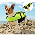 Namsan Folding Dog Life Portable Airbag Dog Swimming Jacket