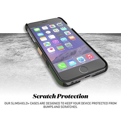 Agent18 IA112SL-212 Slim Shield Camo Fighter Case für Apple iPhone 6