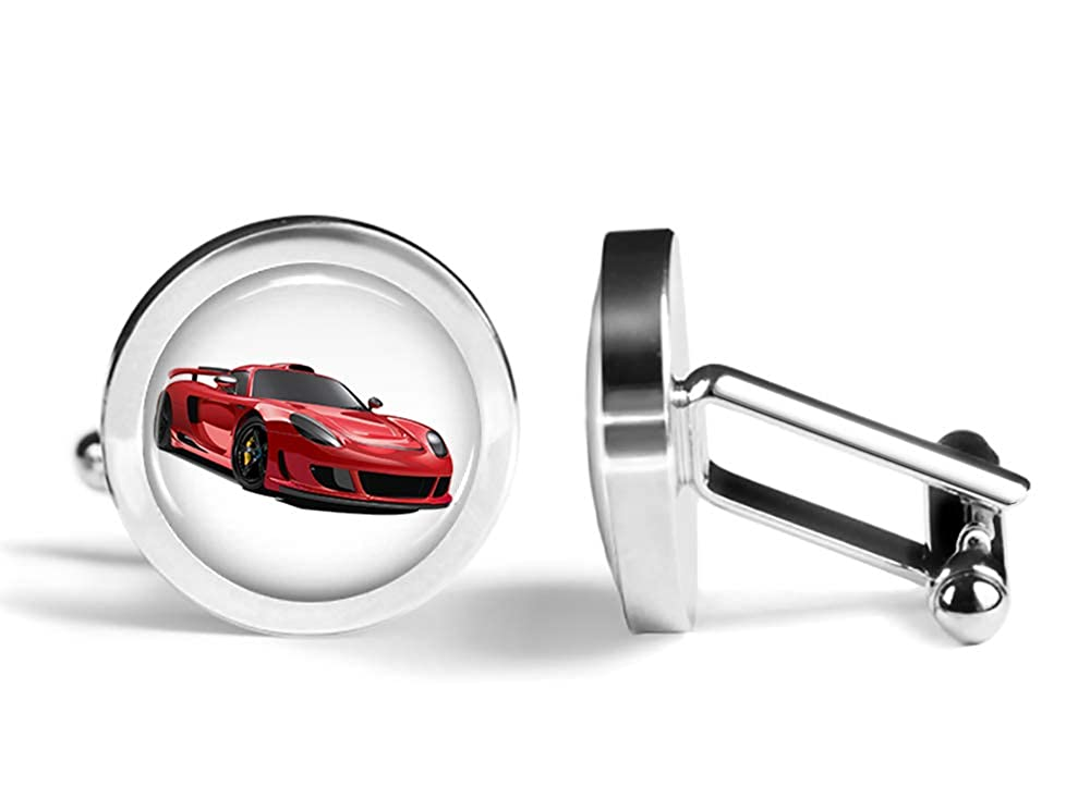 Angled Edition Oakmont Cufflinks Sports Car Cufflinks Exotic Car Cuff Links