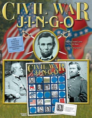 GGA183 - Civil WAR Jingo