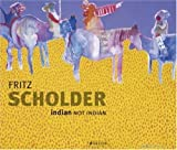 img - for Fritz Scholder: Indian/Not Indian book / textbook / text book