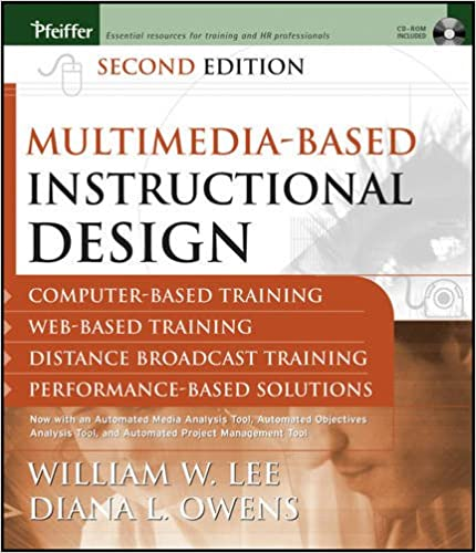 Amazon.com: Multimedia-based Instructional Design: Computer-based ...