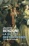 """Afficher """"La Guerre des duchesses n° 1 La fille du condamné"""""""