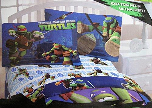 Teenage Mutant Ninja Turtles Sheets set - FULL hot new (Ninja Turtle Sheets)