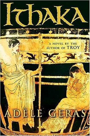 book cover of Ithaka