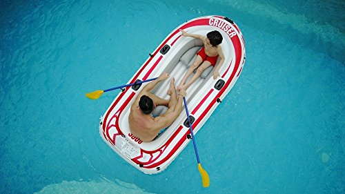 Aria Heavy Duty 2 Person Inflatable Boat by Aria (Image #2)