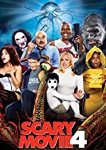 Filmcover Scary Movie 4