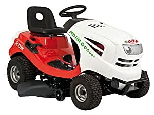 Tractor cortacésped GKZ gl135m a descarga lateral