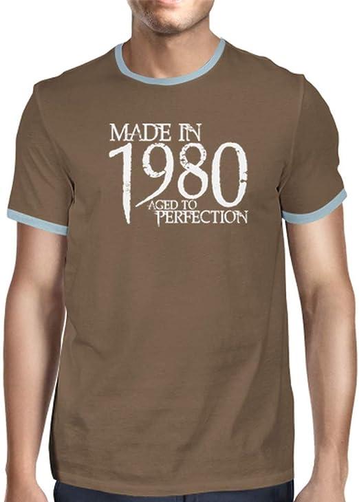 latostadora - Camiseta 1980 Northwood Blanco para Hombre: jipyconjota: Amazon.es: Ropa y accesorios